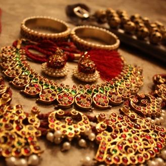 Bharatnatyam Jewelry